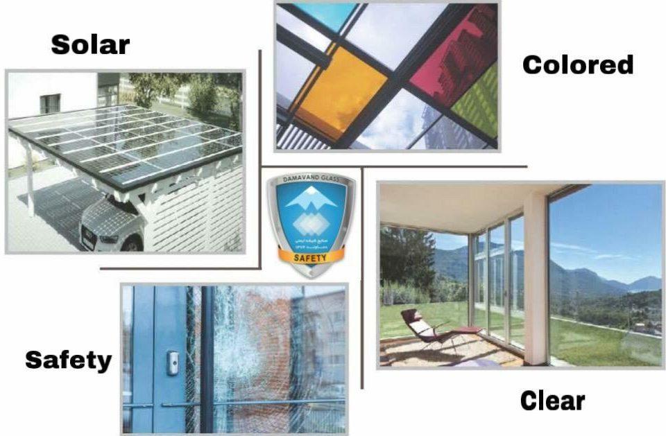 دلایل استفاده از شیشه