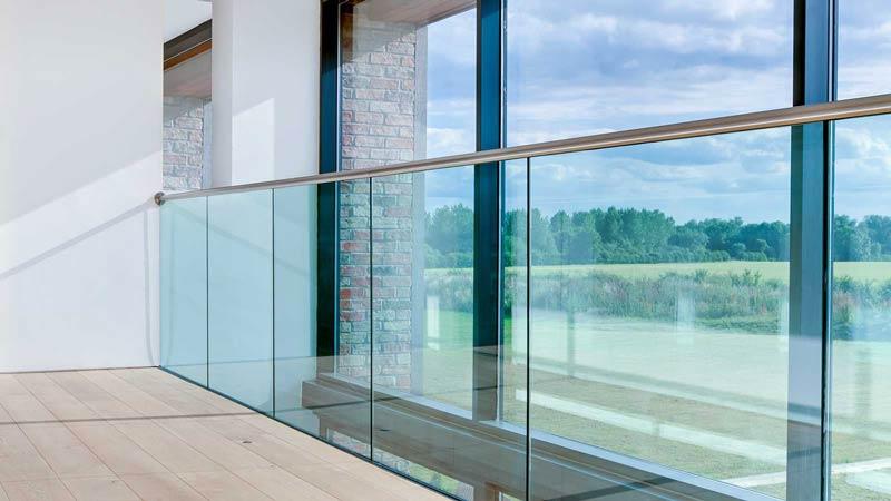 شیشه سکوریت بالکن