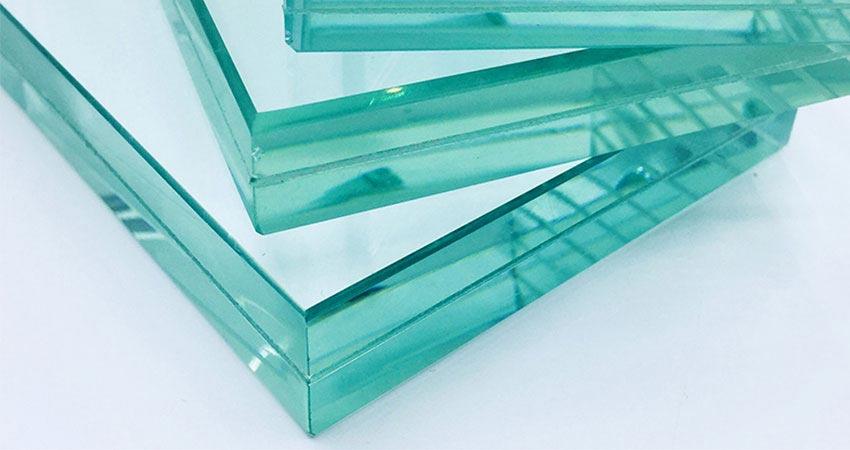 شیشه لمینت