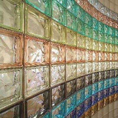 شیشه تزئینی دیوار