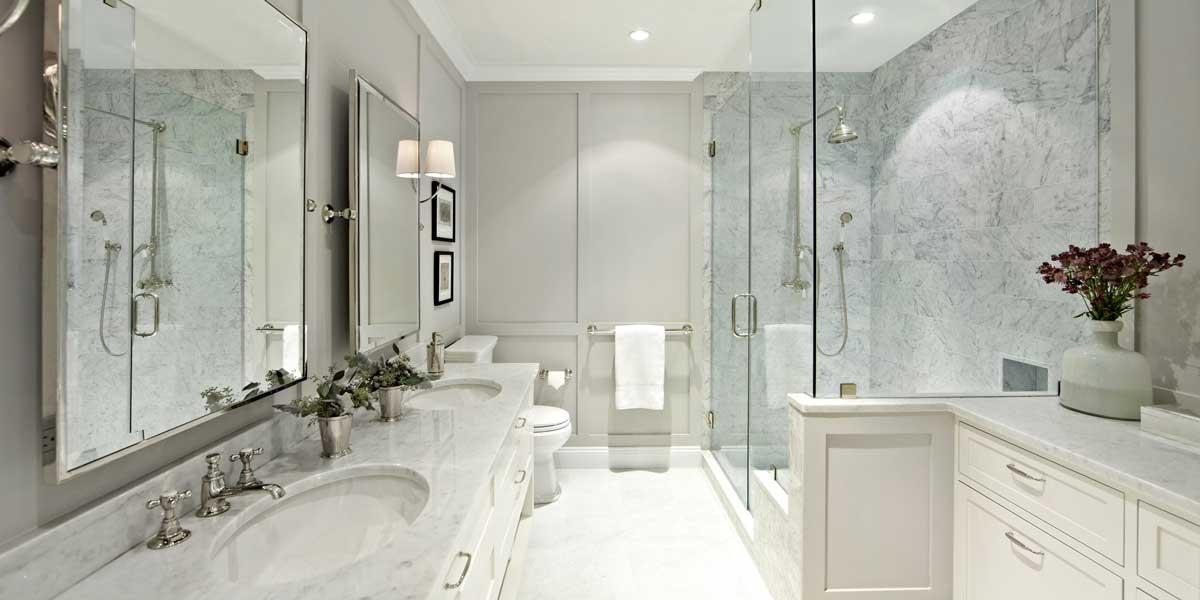 نصب شیشه حمام