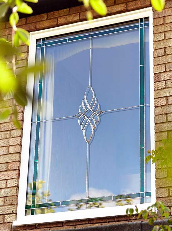 شیشه دوجداره دکوراتیو